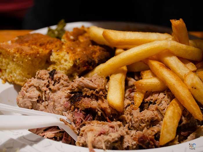 Restaurants in Blowing Rock NC Woodlands BBQ Image