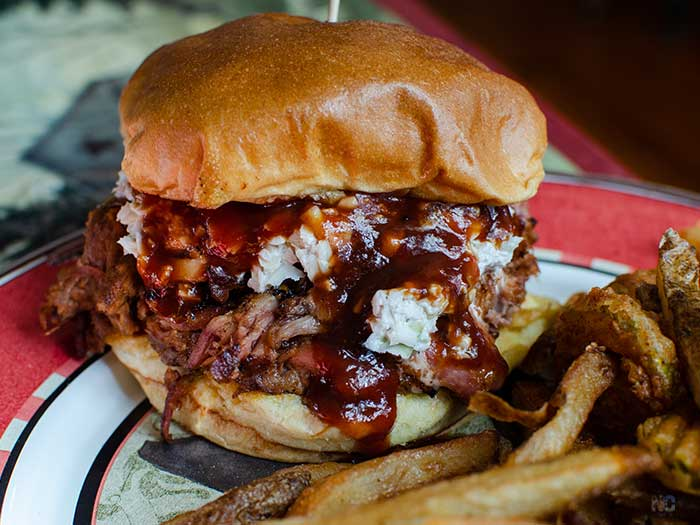 The Best North Carolina Barbecue Restaurants The Honey Hog Fallston NC Image