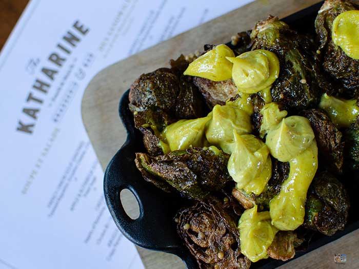 The Best Winston-Salem Restaurants Fried Brussel Sprouts Image