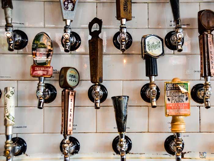 Top Restaurants in Raleigh NC Raleigh Beer Garden Image