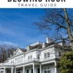 Blowing Rock Travel Guide Pinterest Image 3
