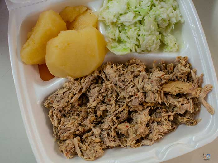 Greenville NC Bs Barbecue Image