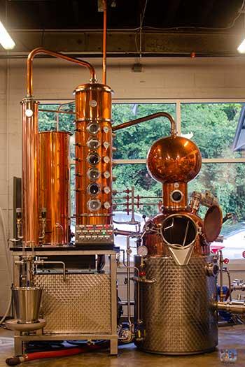 NC Distilleries Durham Distillery Image