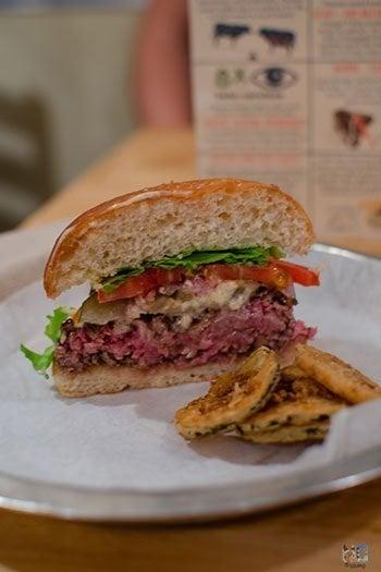 Durham Restaurants Bull City Burger and Brewery Image