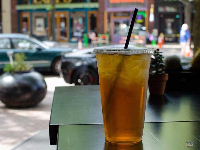 Fayetteville NC Winterbloom Tea House Image