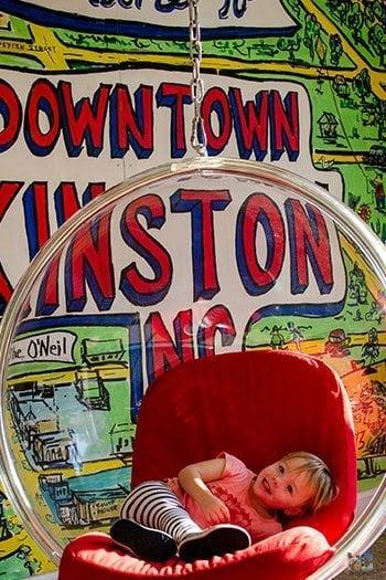 Kinston NC Hotels Mother Earth Motor Lodge Lobby Image