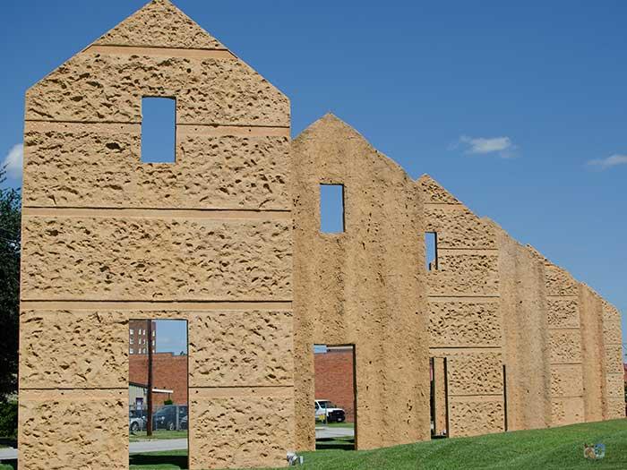 Places to Visit in North Carolina Kinston NC Art Flue Image