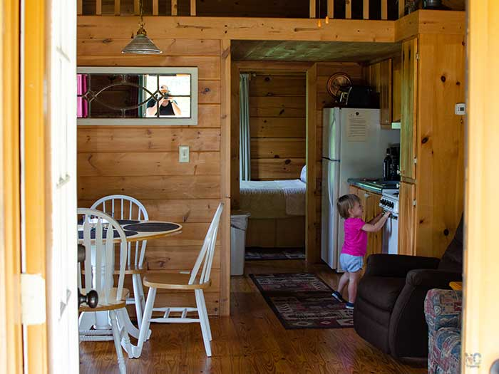 Asheville Cabins Engadine Inn and Cabins Candler NC Image