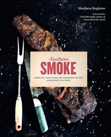 Best Chef Cookbook Matthew Register Southern Smoke Image by Amazon