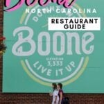 Boone Restaurant Guide Pinterest Image 7