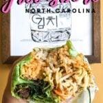 Greensboro Restaurant Guide Pinterest Image 1