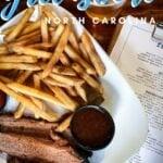Greensboro Restaurant Guide Pinterest Image 5