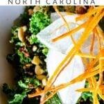 Greensboro Restaurant Pinterest Image 4