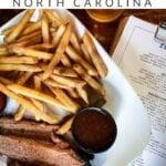 Greensboro Restaurant Pinterest Image 5