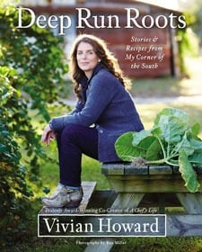 North Carolina Chef Vivian Howard Deep Run Roots Cover Image by Amazon