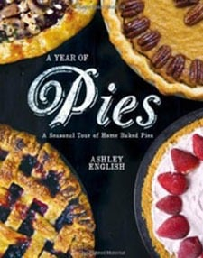 North Carolina Cookbooks Ashley English A Year of Pies Image by Indiebound