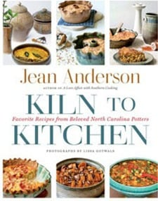 North Carolina Cookbooks From Kiln to Kitchen Image via Indiebound