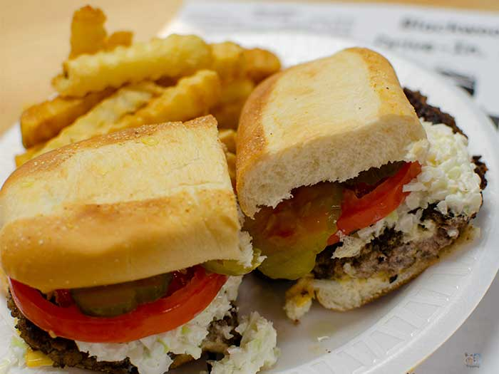 Restaurants in Kings Mountain NC Blackwoods Drivein Image