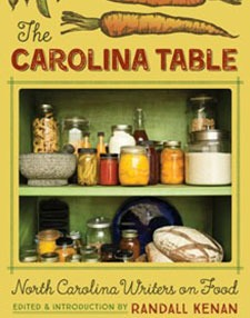 The Carolina Table Book Cover Image by Indiebound
