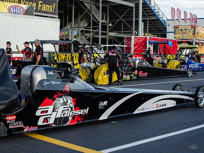 Things to Do in North Carolina zMax Dragway Image
