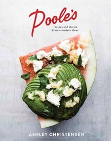 Top Cookbooks from North Carolina Chefs Pooles Ashley Christensen Image by Amazon
