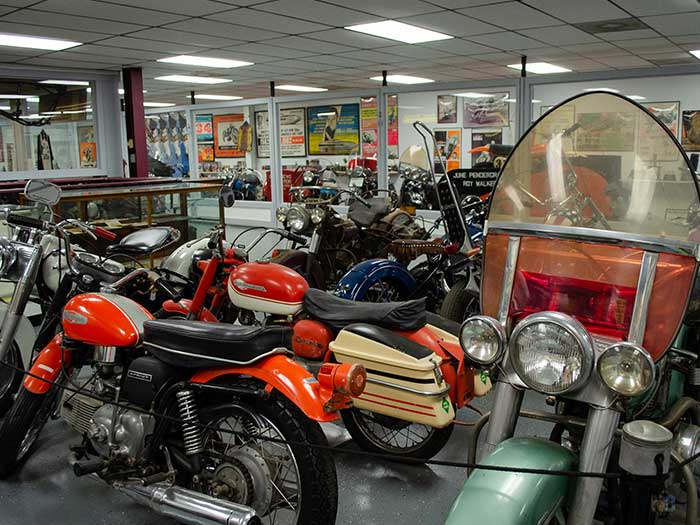 What to Do in North Carolina Randolph County American Classic Motorcycle