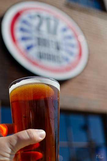 Beer in Wilson NC 217 Brew Works Image