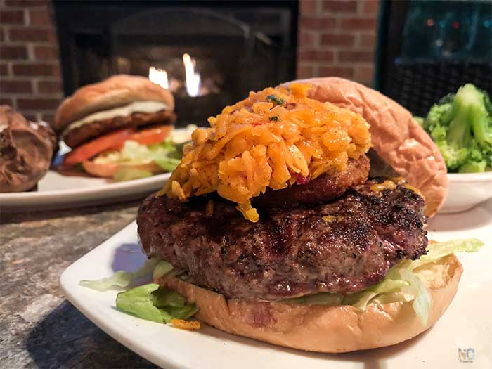 Best Burgers in Fayetteville NC Mash House Image