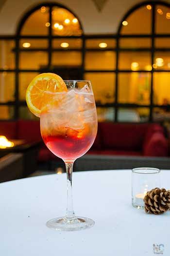 Best Restaurants Chapel Hill NC Il Palio Image