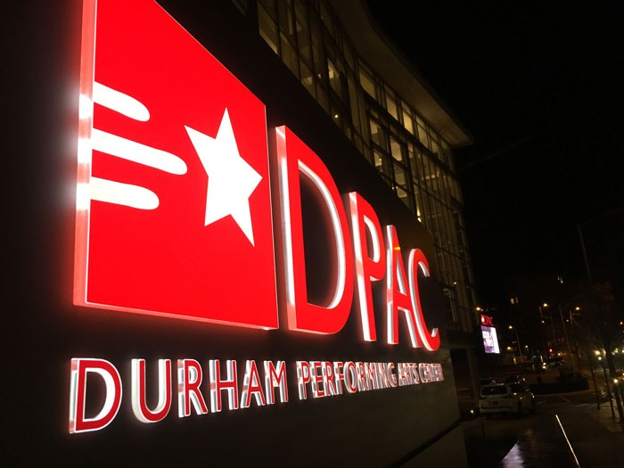 DPAC Durham NC Image