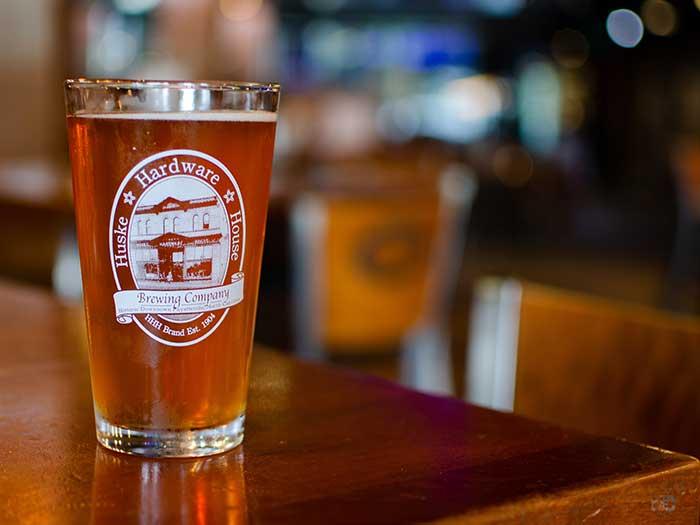 Fayetteville Breweries Huske Hardware House Image