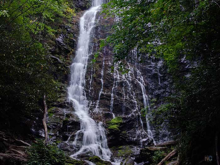 Mingo Falls Cherokee NC Image