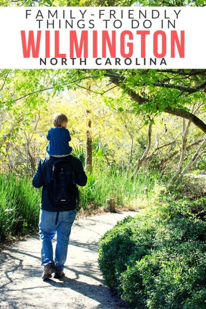 Wilmington Family Guide Pinterest Image