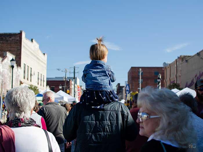 Wilson NC Whirligig Festival Image