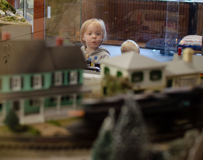 Things to Do in Wilmington NC Railroad Museum Childrens Room Image