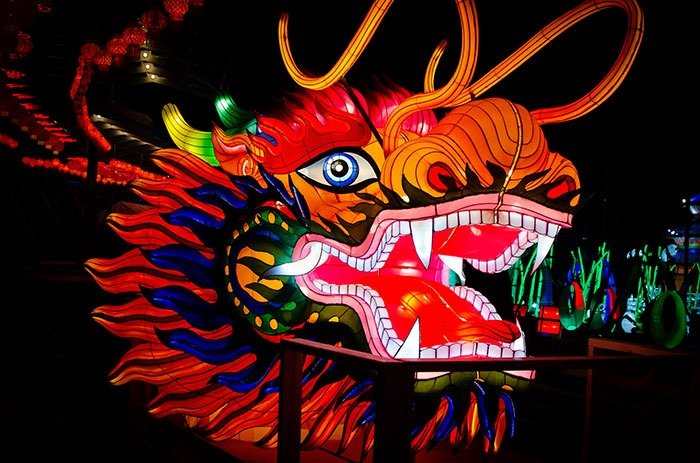 Things to do near Raleigh NC Chinese Lantern Festival Image