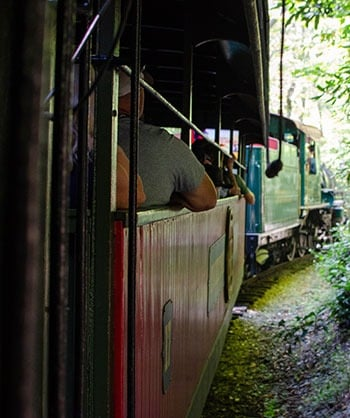 Tweetsie Railroad Blowing Rock NC Image