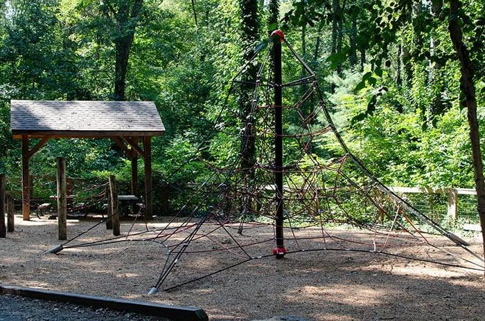 WNC Nature Center Playground Image