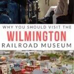 Wilmington Railroad Museum Pinterest Image 1