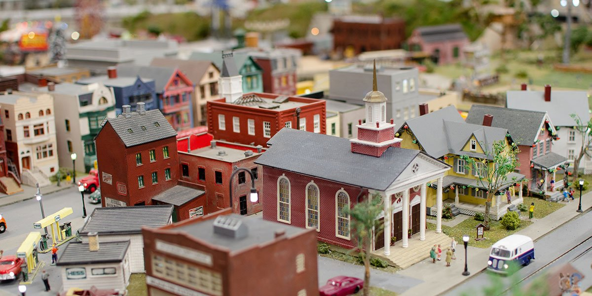 Wilmington Railroad Museum in North Carolina Featured Image