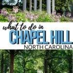 Chapel Hill Pinterest Image 1