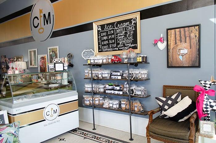 Goldsboro Food Cry Freedom Missions Shoppe Inside Image