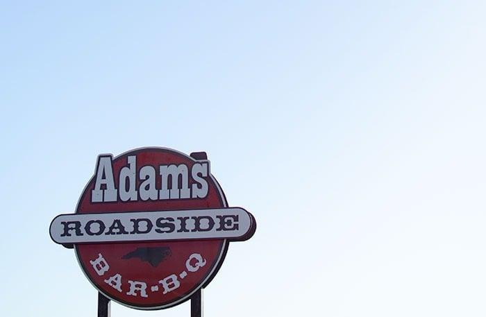 Goldsboro Restaurants Adams