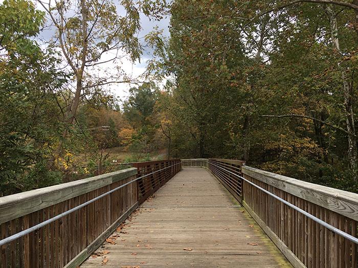 Hillsborough NC Riverwalk Image