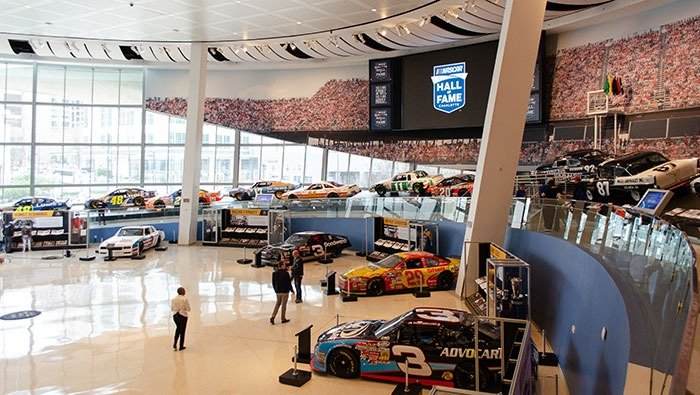 NASCAR Charlotte North Carolina Image