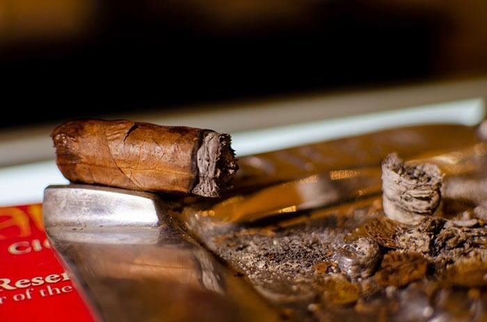 Tobacco and Hops Smoking Bar Goldsboro NC Image