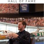 nascar hall of fame pinterest