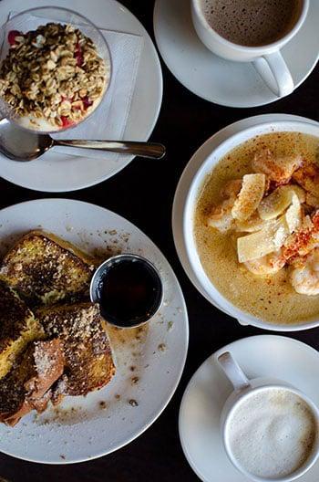 Awesome Restaurants in Durham NC Beyu Caffe Image