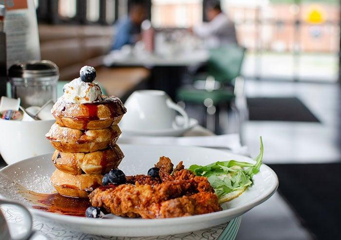 Black Owned Durham Restaurants True Flavors Image