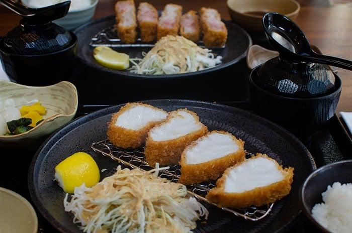 Durham restaurants M tempura